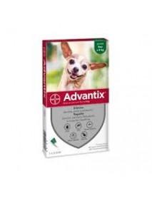 ADVANTIX SPOT-ON ANTIPARASSITARIO 1 PIPETTA 0,4ML CANI FINO A 4KG