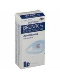 BRUNAC COLLIRIO 5% 5ML