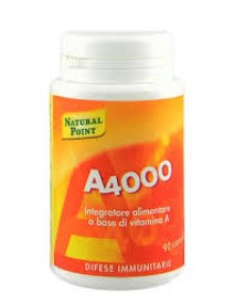 NATURAL POINT A 4000 90 CAPSULE