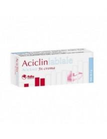 ACICLINLABIALE CREMA 2G 5%