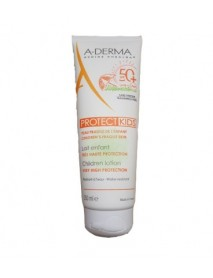 A-DERMA A-D PROTECT LATTE SOLARE KIDS SPF50+ 200ML
