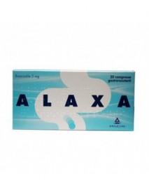 ALAXA 20 COMPRESSE GASTRORESISTENTI 5 MG