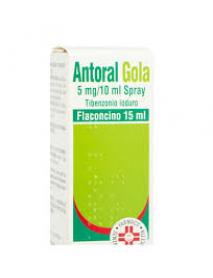 ANTORAL GOLA SPRAY 15ML