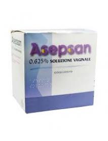 ASEPSAN 5 FLACONI 10ML+150ML+5 CANNULE