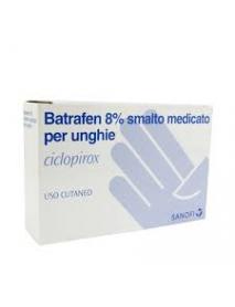 BATRAFEN UNGHIE SMALTO 1 FLACONE 3G 8%