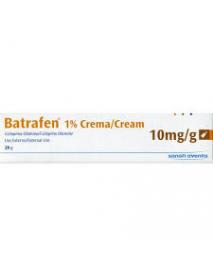 BATRAFEN CREMA DERMATOLOGICA 30G 1%