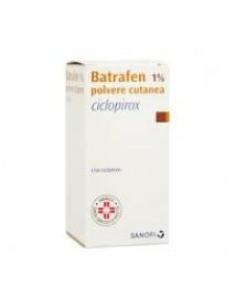 BATRAFEN POLVERE DERMATOLOGICA 30G 1%