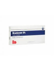BRUNICROM COLLIRIO 20 CONTENITORI MONODOSE 0,3ML 2%