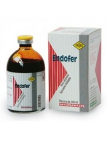 ENDOFER FLACONE 100ML VETERINARIO