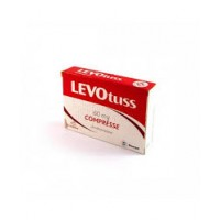 LEVOTUSS 20 COMPRESSE 60MG