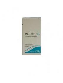 MICLAST EMULSIONE DERMATOLOGICA 30G 1%