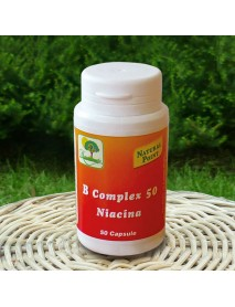 NATURAL POINT B COMPLEX 50 NIACINA 50 CAPSULE