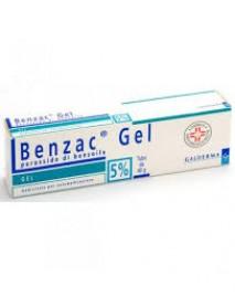 BENZAC AC 5 GEL 40G 5%