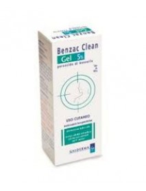 BENZAC AC CLEAN 5 GEL 100G 5%