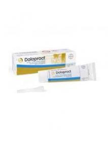 DOLOPROCT CREMA RETTALE 30G
