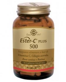 SOLGAR ESTER C PLUS 500 50 CAPSULE