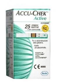 ACCU CHEK ACTIVE GLUCOSE 50STR
