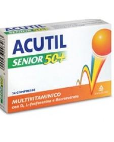 ACUTIL INTEGRATORE MULTIVITAMINICO SENIOR 24 COMPRESSE
