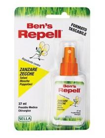 BEN'S REPELLENTE INSETTO 37ML SELLA