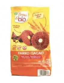B&B BISCOTTI FARRO CACAO 350G