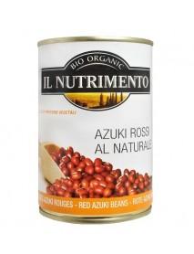 AZUKI ROSSI NAT S/S 400GR (LGMAZ