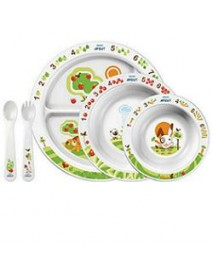 AVENT  SET COMPLETO PAPPA 71600