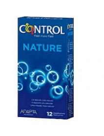 CONTROL ADAPTA NATURE  3 PRESERVATIVI