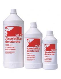 ALCOOL,ETILICO DEN 90,1% 250