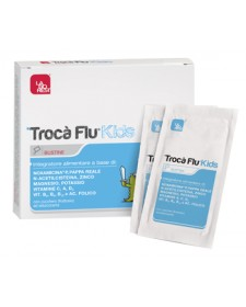 TROCA' FLU KIDS 10 BUSTINE