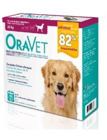 MERIAL ORAVET CHEW DOG PER CANI TAGLIA L (23KG) 7PZ
