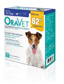 MERIAL ORAVET CHEW DOG PER CANI TAGLIA S (4,5-11KG) 7PZ