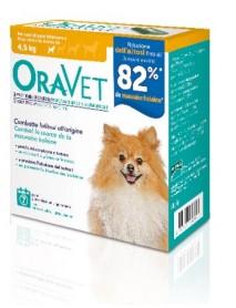 MERIAL ORAVET CHEW DOG PER CANI TAGLIA XS (FINO A 4,5KG) 7PZ
