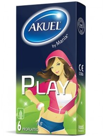 AKUEL BY MANIX PLAY 12PZ