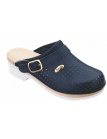CLOGS-SUPERCOMFORT BLU 40