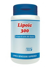 LIPOIC 300 50CPS VEG