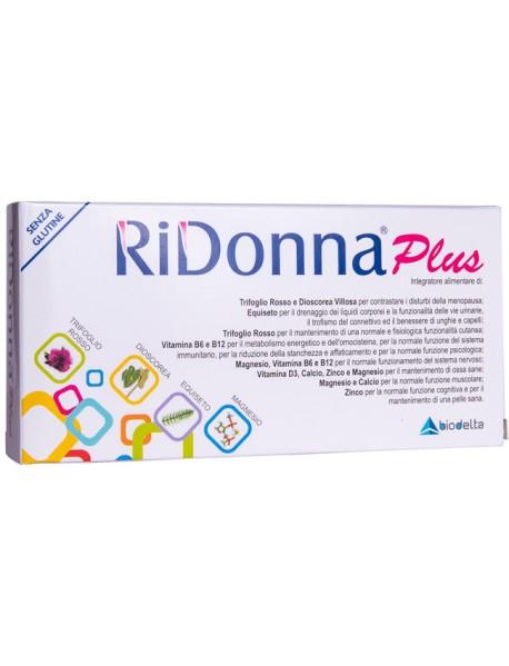 BIODELTA RIDONNA PLUS 30 COMPRESSE