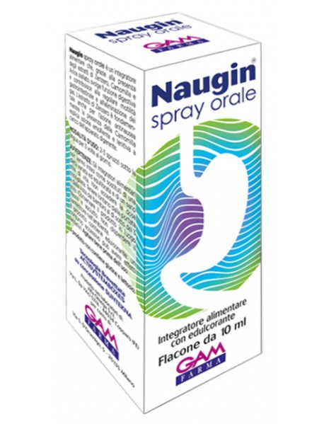 GAM FARMA NAUGIN SPRAY ORALE 10ML