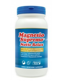 NATURAL POINT MAGNESIO SUPREMO NOTTE RELAX 150G