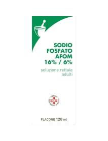 AFOM FOSFATO SODICO CLISMA 120ML
