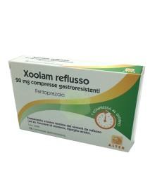 XOOLAM REFLUSSO 12 COMPRESSE 20MG