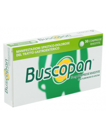 BUSCOPAN*30CPR RIV 10MG F1000